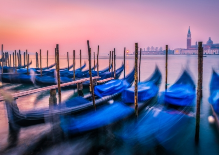 Before sunrise, Venezia